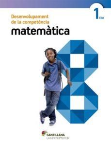 Titantitan.mx Quadern Competencia Matemàtiques 1º Secundaria Catala Ed 2015 Image