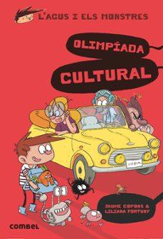 olimpiada cultural (cat) (l agus i els monstres)-jaume copons-9788491014683