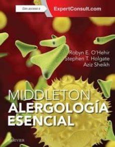 Descarga de libros de audio de dominio público MIDDLETON. ALERGOLOGÍA ESENCIAL 9788491131083 (Spanish Edition)