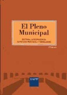 Canapacampana.it Pleno Municipal: Doctrina, Jurisprudencia, Supuestos Practicos, Y Formularios Image