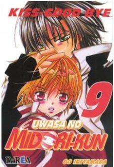 los rumores sobre midori (uwasa no midori-kun) nº 9-go ikeyamada-9788492725083