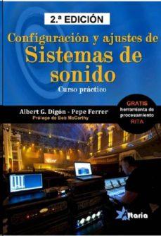 Descargar CONFIGURACION Y AJUSTES DE SISTEMAS DE SONIDO gratis pdf - leer online