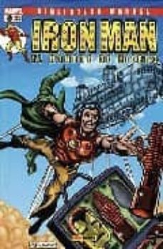 biblioteca marvel iron man nº 23-bill mantlo-john jr. romita-9788496871083