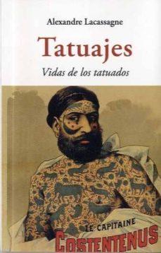 Descargas gratuitas para ebooks google TATUAJES. VIDAS DE LOS TATUADOS RTF ePub
