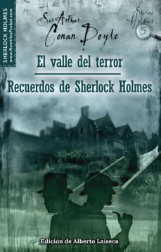 Libro gratis para leer y descargar. EL VALLE DEL TERROR Y RECUERDOS DE SHERLOCK HOLMES de ARTHUR CONAN DOYLE ePub