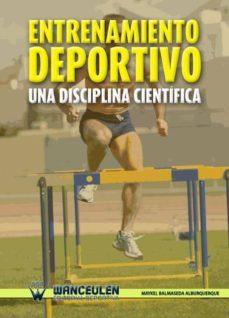 entrenamiento deportivo. una disciplina científica (ebook)-maykel balmaseda-9788498235883