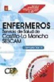 Elmonolitodigital.es Temario Vol. Ii Oposiciones Enfermeros Servicio De Salud De Castilla-la Mancha (Sescam) Image