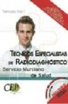 Iguanabus.es Oposiciones Tecnicos Especialistas De Radiodiagnostico. Servicio Murciano De Salud. Temario (Vol. I) Image