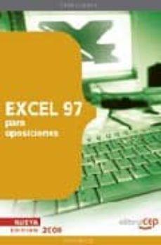 Emprende2020.es Excel 97 Para Oposiciones Image
