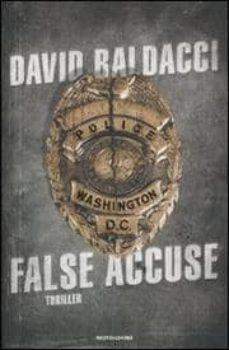 false accuse-david baldacci-9788804607083