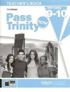 Descargando libros en ipod PASS TRINITY NOW: TEACHER S BOOK 9-10  de