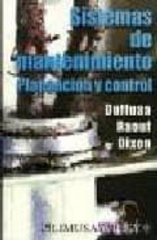 Descargar SISTEMAS DE MANTENIMIENTO: PLANEACION Y CONTROL gratis pdf - leer online