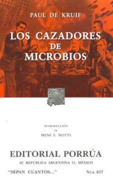 Iguanabus.es Los Cazadores De Microbios Image