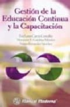 GESTION DE LA EDUCACION CONTINUA Y LA CAPACITACION - EVA LAURA GARCIA GONZALEZ   Adahalicante.org