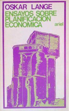 Javiercoterillo.es Ensayos Sobre Planificación Económica Image