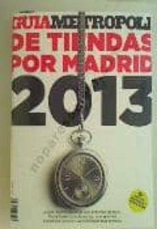 Premioinnovacionsanitaria.es Guia Metropoli De Tiendas Por Madrid 2013 Image