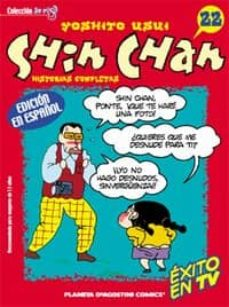 Inmaswan.es Shin Chan Nº 22 (Ed. En Español) Image