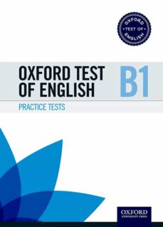 Libera descargas de ebooks OXFORD TEST OF ENGLISH B1 PRACTICE TESTS de  9780194506793 iBook DJVU CHM