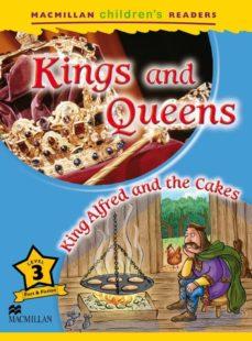 macmillan childern´s readers: 3 kings and queens-9780230443693