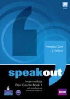 speakout intermediate flexi coursebook 1 pack adultos-9781408291993