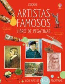 Inmaswan.es Artistas Famosos (Libro De Pegatinas) Image