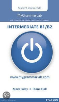 Descargar libros en griego MYGRAMMARLAB INTERMEDIATE NO KEY MYLAB ONLY ACCESS CARD en español 9781447983293