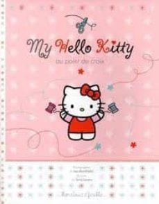 Descarga de libros de audio gratis para mp3 MY HELLO KITTY AU POINT DE CROIX