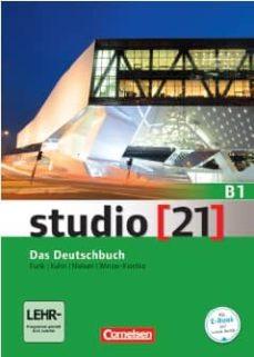 Descargar colecciones de libros electrónicos de epub STUDIO 21 B1 LIBRO DE CURSO