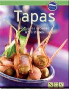 Geekmag.es Tapas(minilibros De Cocina) (Fsc) Image