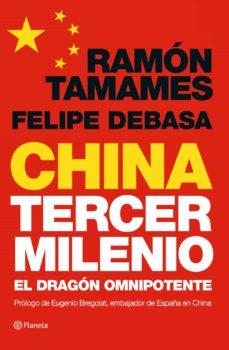 china, tercer milenio-ramon tamames-9788408006893