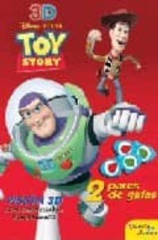 Mrnice.mx Toy Story: Libro 3d Image