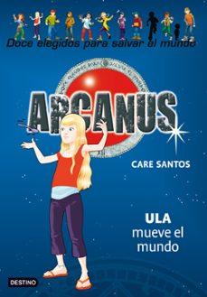 Descargar ARCANUS 10: ULA MUEVE EL MUNDO gratis pdf - leer online