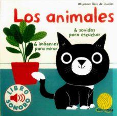 Garumclubgourmet.es Mi Primer Libro De Sonidos: Los Animales Image