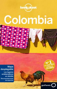 colombia 2018 (4ª ed.) (lonely planet)-9788408197393