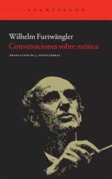 Descargar CONVERSACIONES SOBRE MUSICA gratis pdf - leer online