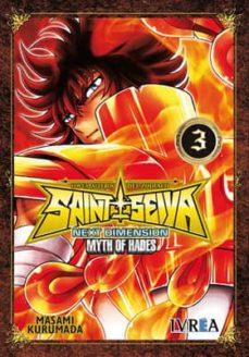 Costosdelaimpunidad.mx Saint Seiya: Next Dimension Myth Of Hades Nº 3 Image