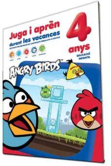 Inmaswan.es Angry Birds. Juga I Apren 4 Anys Image