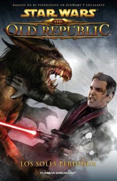 star wars: the old republic nº 03: los soles perdidos-9788415480693