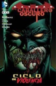 Debatecd.mx Batman - El Caballero Oscuro: Ciclo De Violencia Image