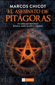 el asesinato de pitagoras-marcos chicot-9788415945093