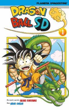 dragon ball sd nº01-naho ooishi-9788416051793