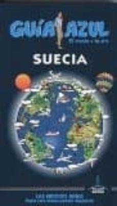 suecia 2016 (guia azul)-manuel monreal iglesia-luis mazarrasa mowinckel-9788416766093