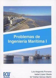 problemas de ingeniería marítima i-luis aragones pomares-9788416966493