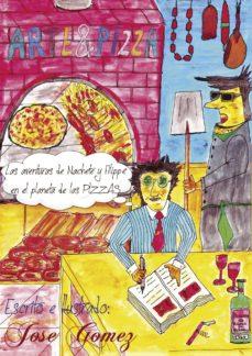 Titantitan.mx Arte &Amp;amp; Pizza Image