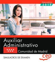 Followusmedia.es Auxiliar Administrativo. Comunidad De Madrid. Simulacros De Examen Image