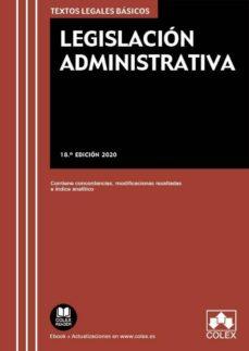 Titantitan.mx Legislación Administrativa 2020 (18ª Ed.) Image