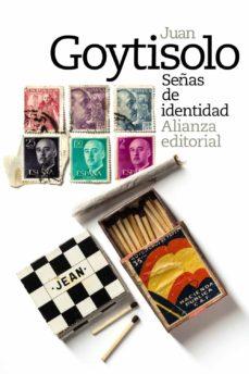 Amazon kindle descargar libros uk SEÑAS DE IDENTIDAD de JUAN GOYTISOLO (Spanish Edition)