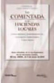 Encuentroelemadrid.es Ley Comentada De Las Haciendas Locales Image