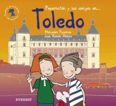 Colorroad.es Peperraton Y Sus Amigos En Toledo (Cuaderno De Actividades Con Pe Gatinas) Image