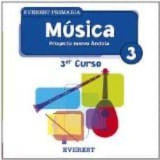 Javiercoterillo.es Musica 3 Educacion Primaria Guia Nuevo ÁNdola Cd Image